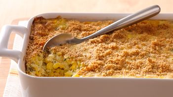 Classic Baked Corn Pudding