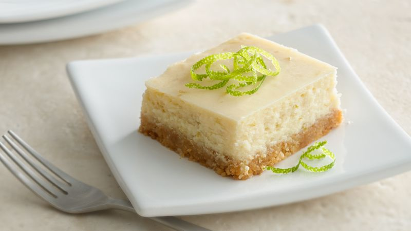 Key Lime Bars recipe from Betty Crocker