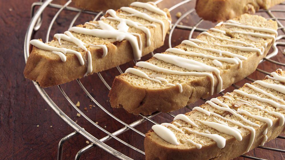 Maple-Nut Biscotti