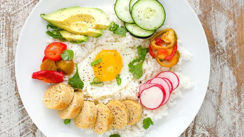 Chicken Arroz Mixto