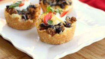 Mini Taco Pies