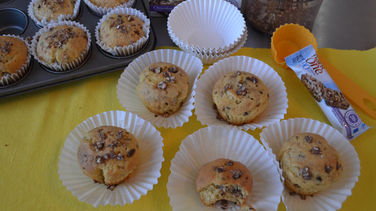 Chocolate, Caramel and Pretzel Cupcakes