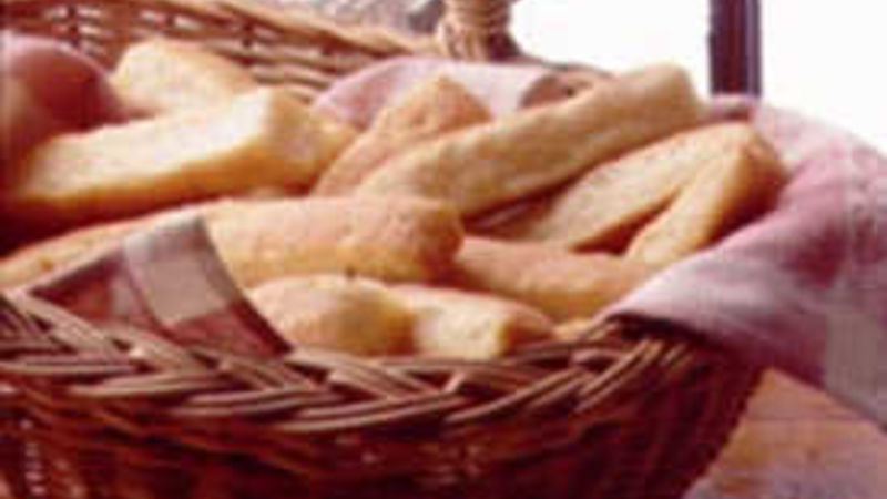 Butter-Dipped Biscuits recipe from Betty Crocker
