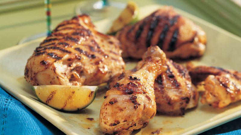Grilled Margarita Chicken