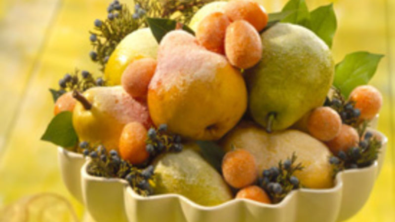 Frosty Fruit Bowl