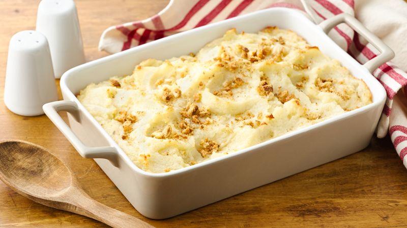 Do-Ahead Mashed Potatoes