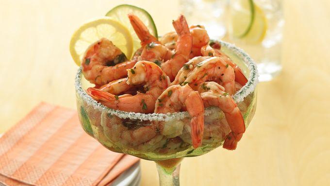 Gluten-Free Margarita Shrimp Cocktail