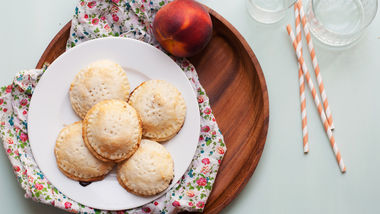 Peach and Cream Cheese Hand Pies