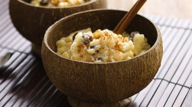 Peruvian Rice Pudding