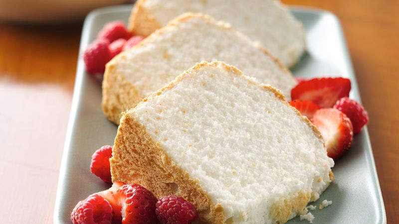 Healthy Angel Food Cake Recipe Sugar Free