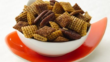 Pumpkin Spice Chex Mix