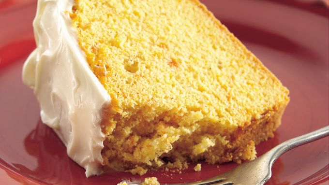 Quick and Easy Sweet Potato Pound Cake