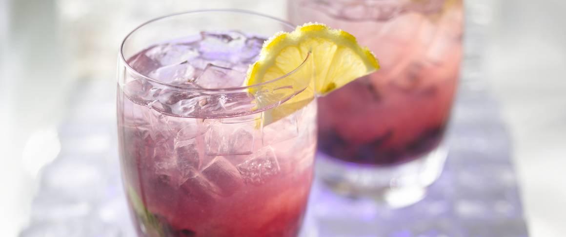 Gluten-Free Blueberry Hard Lemonade recipe from Betty Crocker
