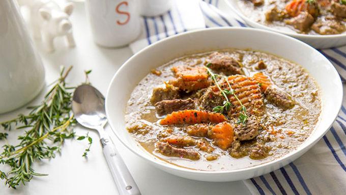 Paleo Beef Stew That Doesn't Suck