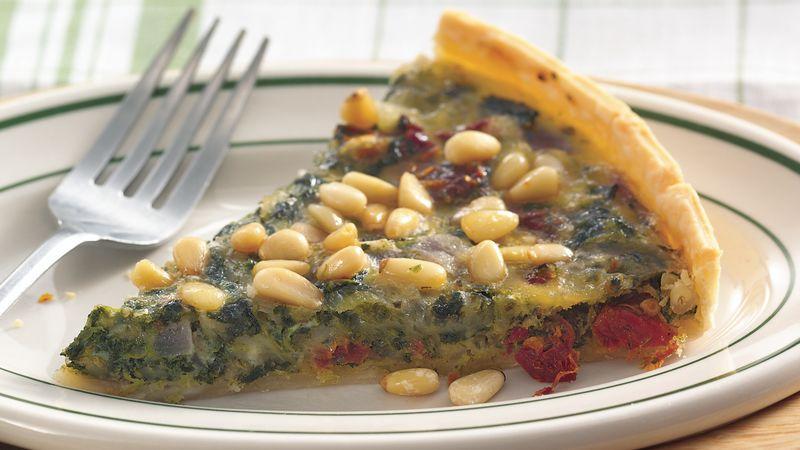 Tuscan Spinach Torta
