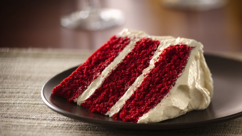 Classic Red Velvet Cake Recipe From Betty Crocker
