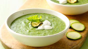 Gluten-Free Zucchini Soup