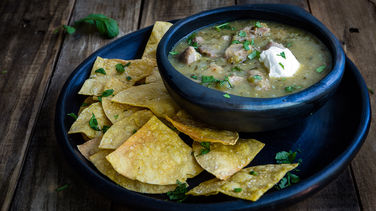Easy Colorado Green Chili