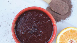 Barbeque Sauce with Chocolate