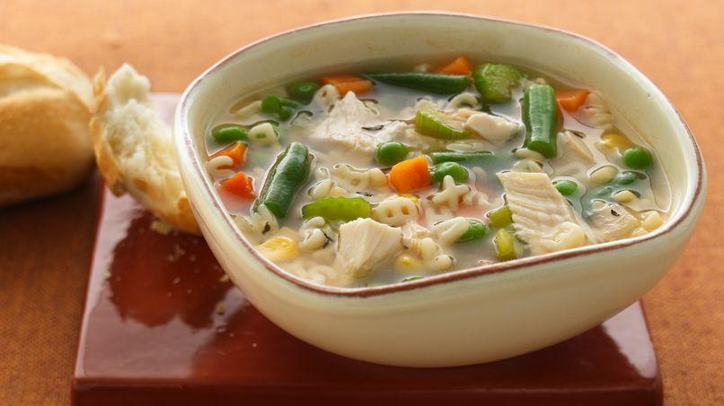 Easy Alphabet Soup
