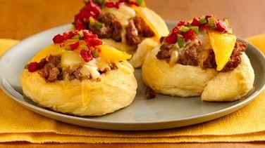 Chorizo Party Appetizers