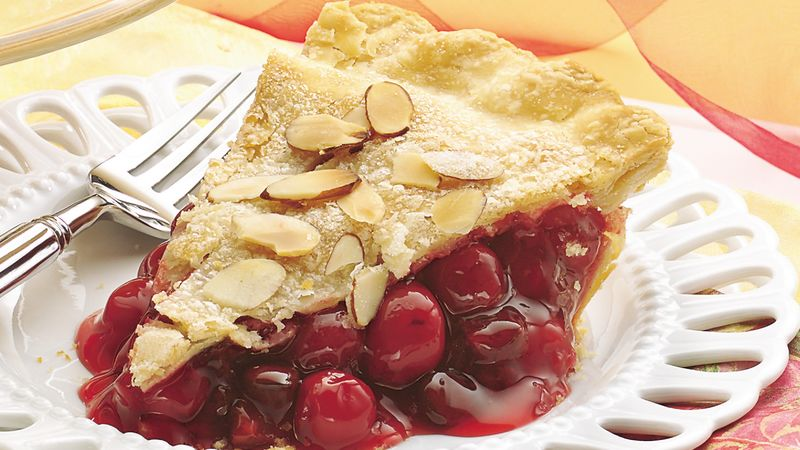 Merry Cherry-Chip Pie