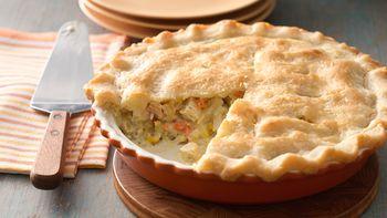 Gluten-Free Easy Chicken Pot Pie