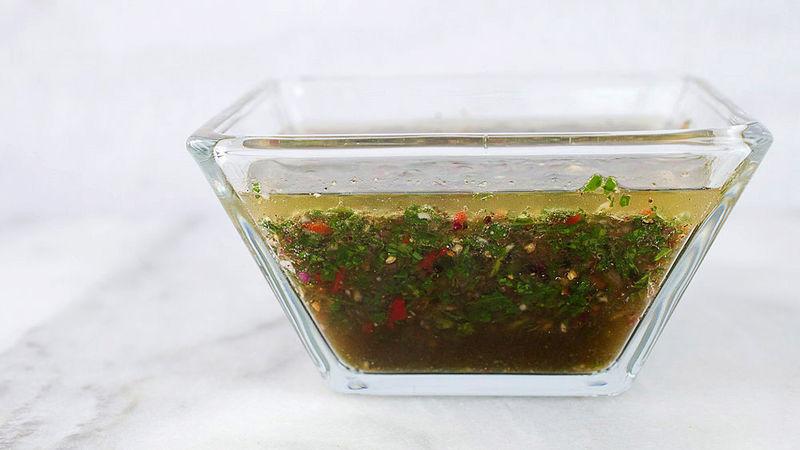 Spicy Chimichurri Marinade