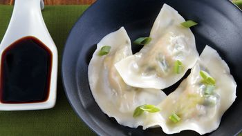 Pork and Cabbage Dumplings
