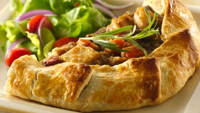 Rustic Pot Roast Pot Pies recipe - from Tablespoon!