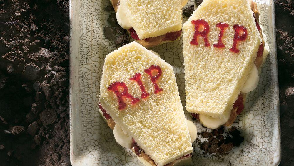R.I.P. Banana PB & J Sandwiches