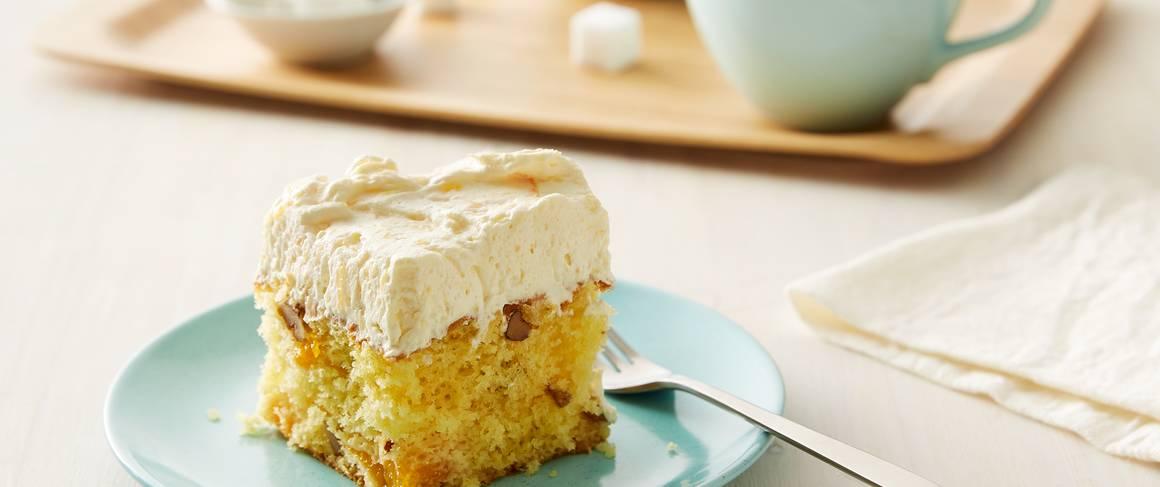 Betty crocker orange crunch cake recipe