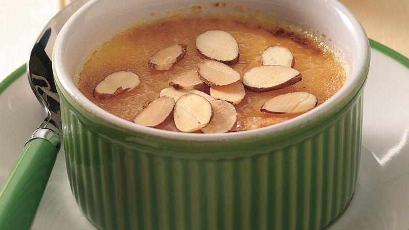 Amaretto Crème Brûlée