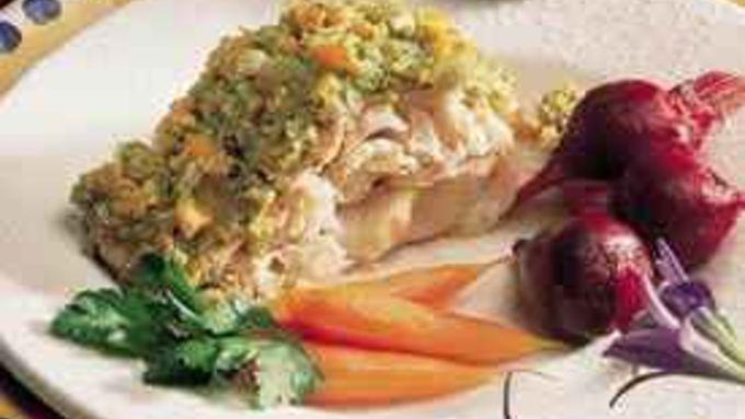 Baked Rockfish