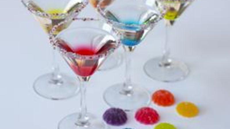 Gumdrop Cocktail