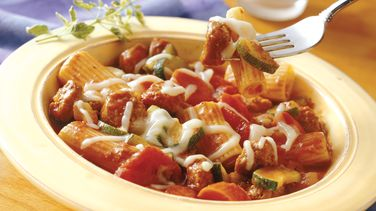 Rigatoni Pizza Stew