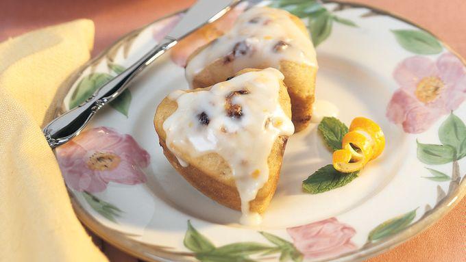 Fresh Lemon-Blueberry Scones