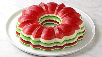 Christmas Jello Salad Ring