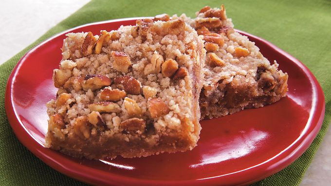 Apricot and Date Bars