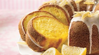 Lemon-Ginger Cake