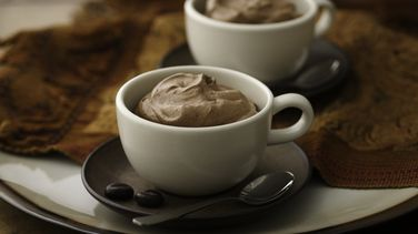 Chocolate Espresso Mousse