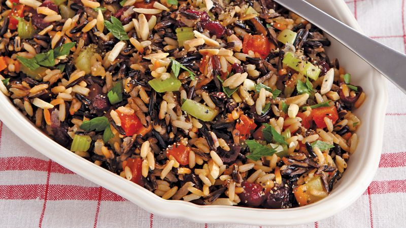 Wild Rice Pilaf pictures