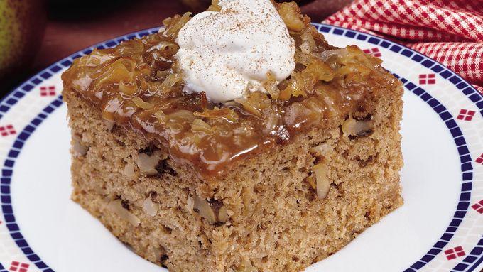 Honey-of-a-Pear Cake