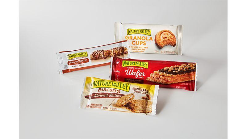 Nature Valley Granola Bars Variety Pack High Taste 4 Flavors