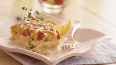 Asparagus and Swiss Bake