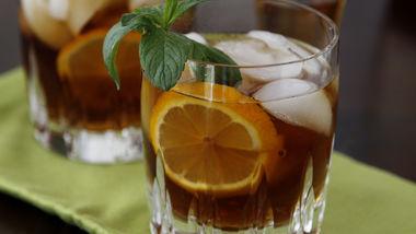 Bourbon Sweet Tea