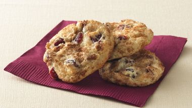 Cranberry Cream Cheese Snickerdoodles