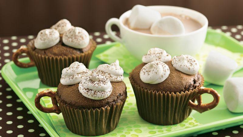 Betty Crocker Hot Chocolate Cupcake Mix Recipes