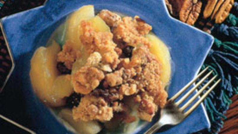 Golden Delicious Apple Crisp