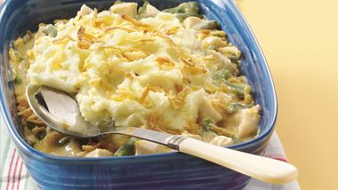 Green Bean and Turkey Casserole
